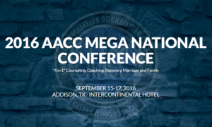 2016 AACC Mega National Conference